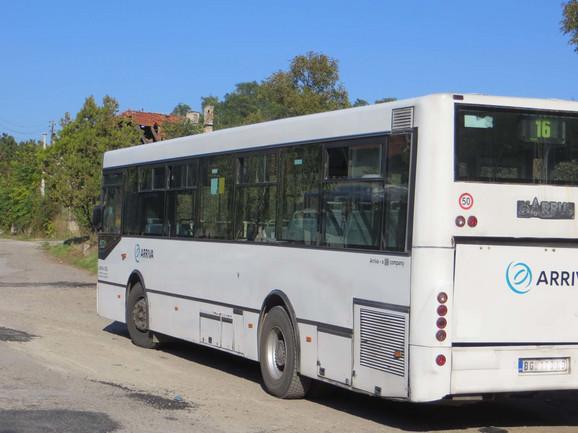 Jedan od autobusa