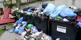 Śmieci zalewają okolice centrum. To przez złą segregację?