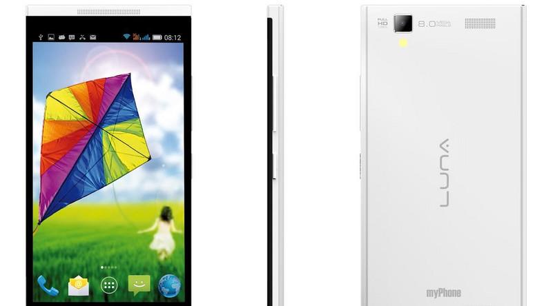 Najnowsze myPhone Luna w Biedronce za 599 złotych AU98