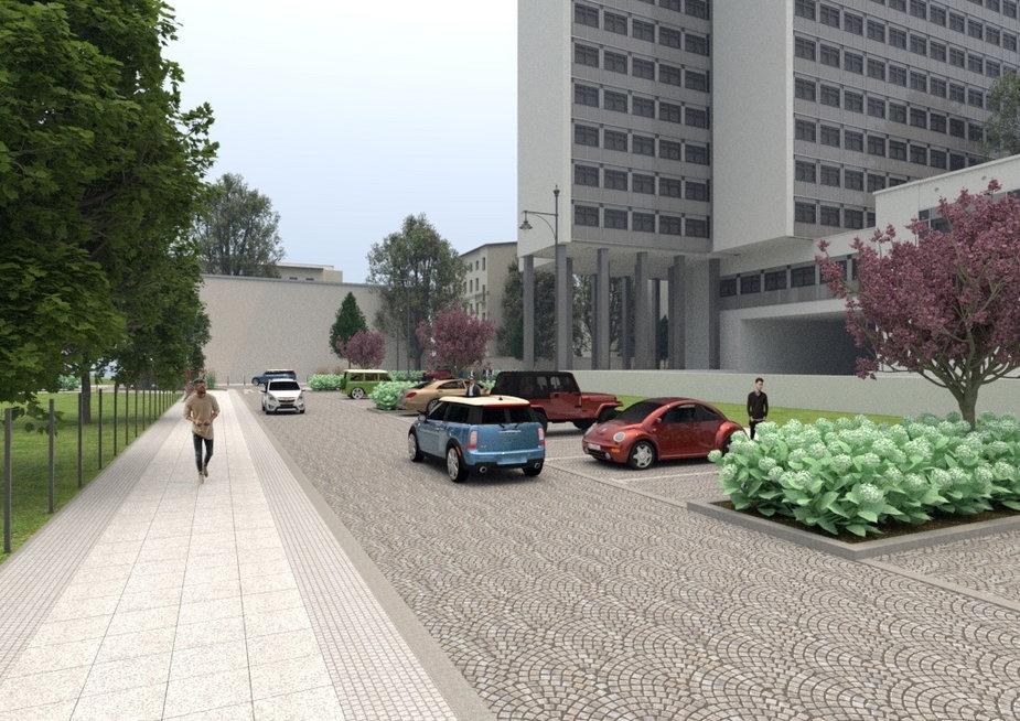 Trzy nowe ulice w centrum Łodzi