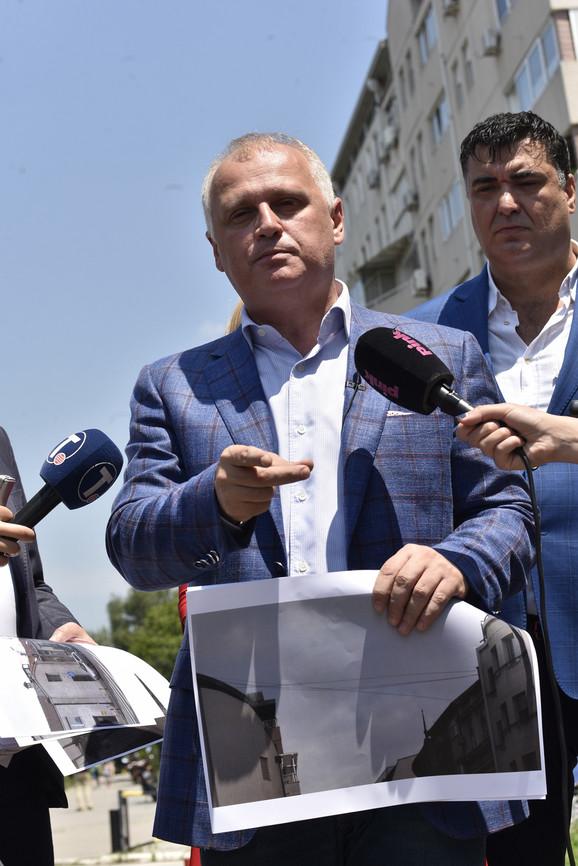 Goran Vesić najavio je i krivične prijave