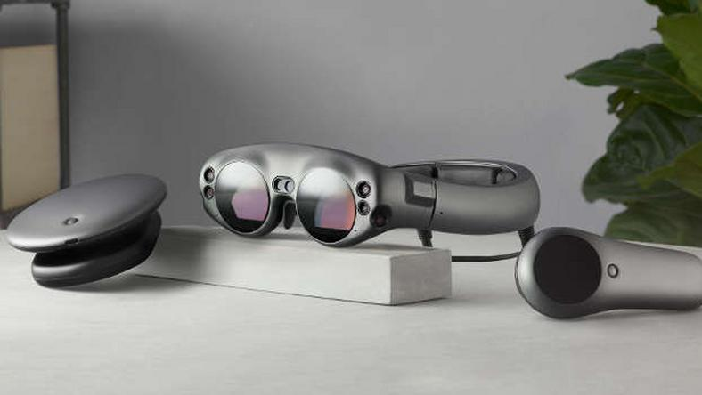 Gogle Magic Leap na livestreamie. Premiera już tego lata