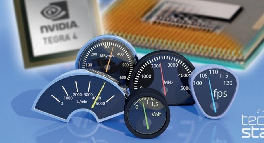 Snapdragon 800 vs. Tegra 4 im Benchmark-Test