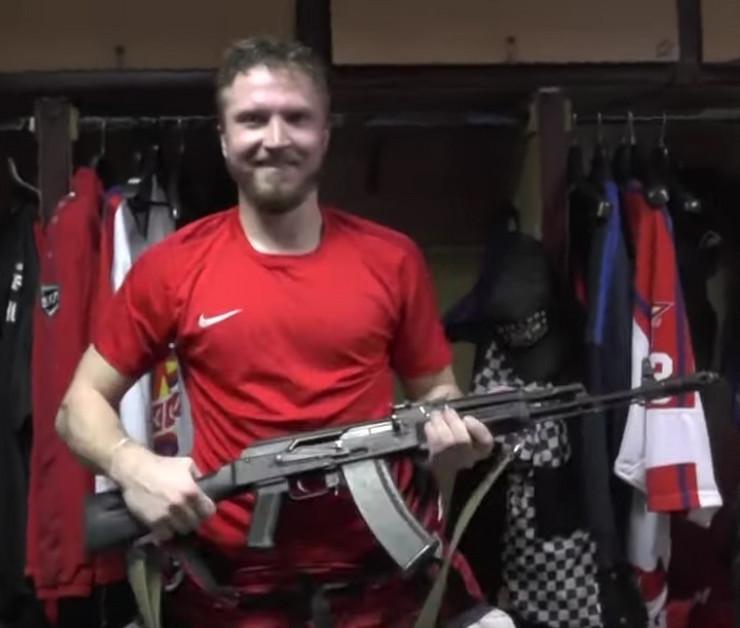Ruski hokejaš 1