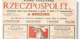"""""""Rzeczpospolita"""" ma jużsto lat! Fakt składa życzenia"""