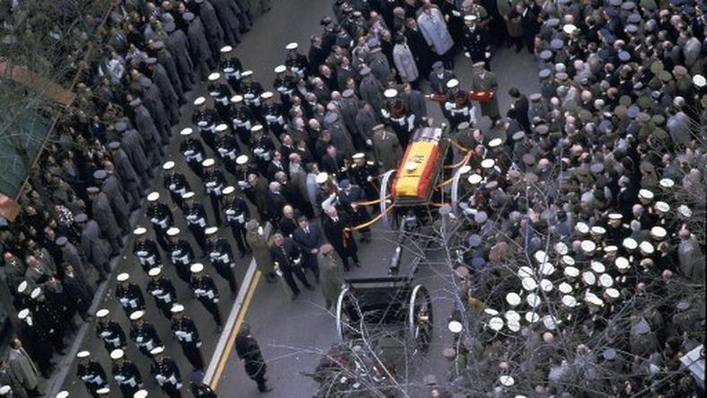 Pogrzeb Luisa Carrero Blanco