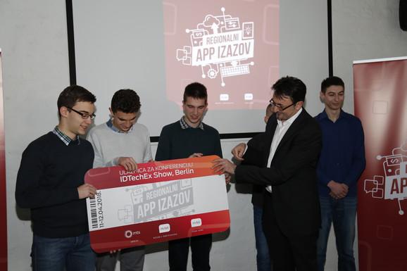 Pobednički tim putuje u Berlin