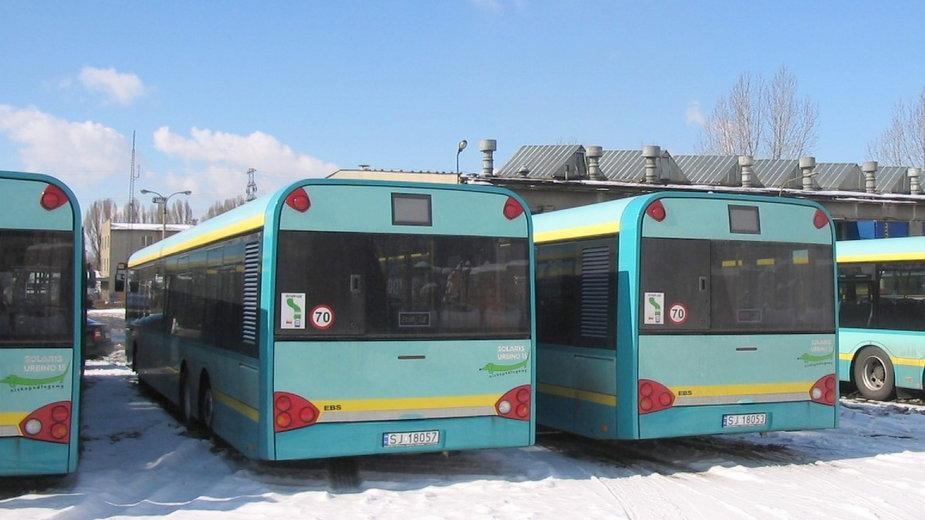 Autobusów już wkrótce nie spotkamy na jaworznickich drogach