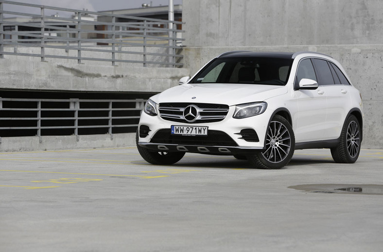 Mercedes GLC 250 4Matic - na to czekali klienci!