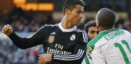 Piłkarz zaatakowany przez Ronaldo mu przebaczył!