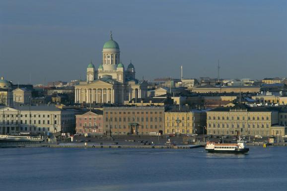 Finska, Helsinki