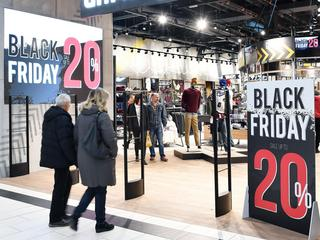 Black Friday in Turin