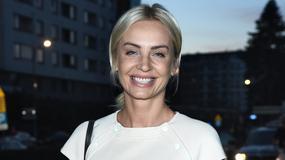 Agnieszka Woźniak-Starak pierwszy raz publicznie po podróży poślubnej. Wygląda… kwitnąco!