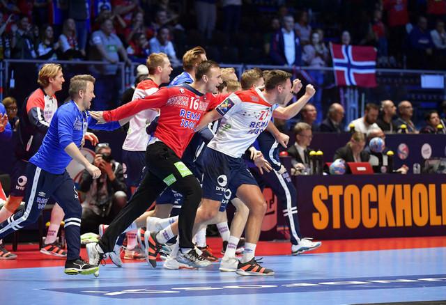 Rukometna reprezentacija Norveške