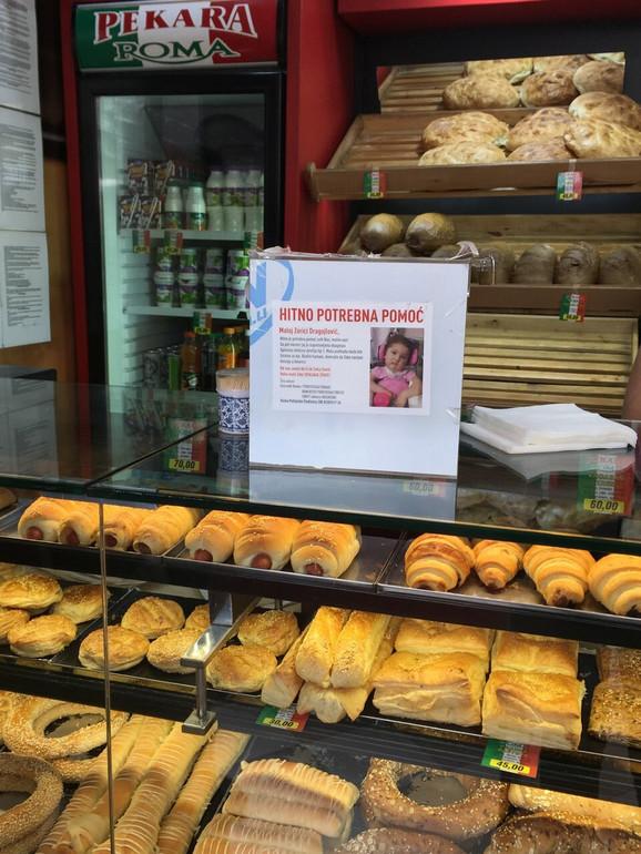 Humanitarna akcija u pekari