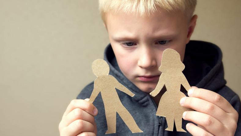 Dziecko i rozwód rodziców