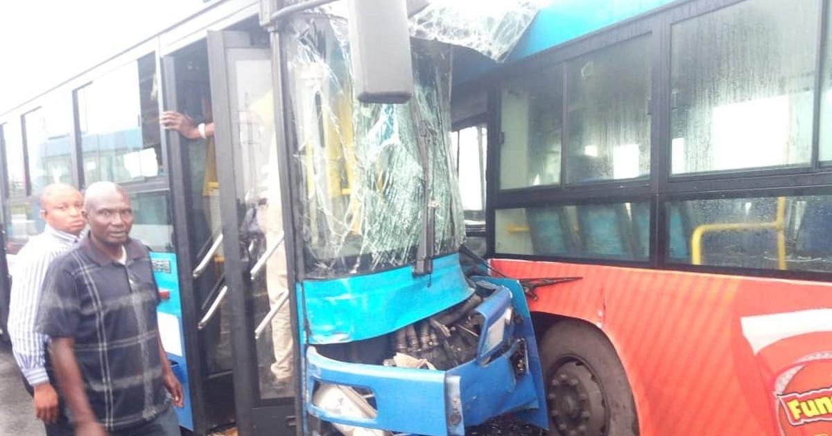 BRT accident: Primero promises to prosecute driver after investigation - Pulse Nigeria