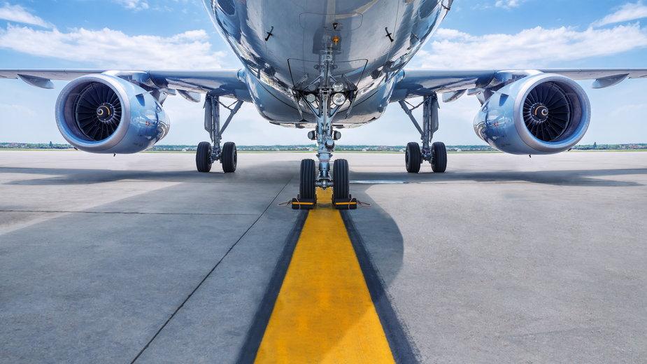 Samolot odleciał bez kobiety - zdj. ilustracyjne