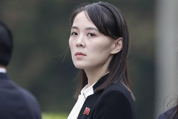 Kim Jo Džong, sestra severnokorejskog vođe, direktor Odeljenja za informisanje