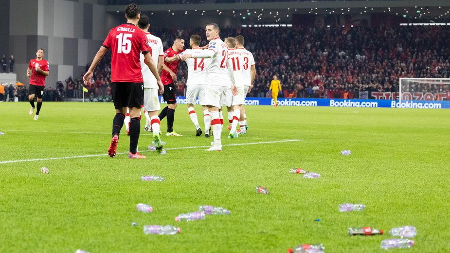 Mecz Albania - Polska