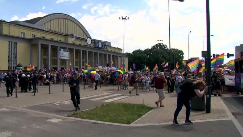 Parada Równości w Łodzi