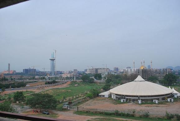 Abuja, glavni grad Nigerije