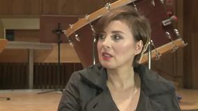Edyta Bartosiewicz wspomina swój debiut