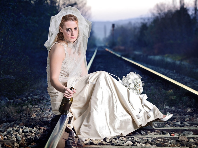 Mlada je napravila takav HAOS pre venčanja da ju je OSTAVIO MUŽ, a kuma ne želi da čuje za nju
