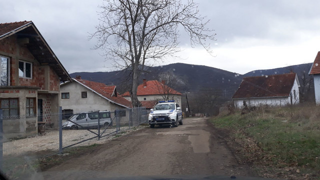 Policijske patrole i helikopteri u selima oko Knjaževca