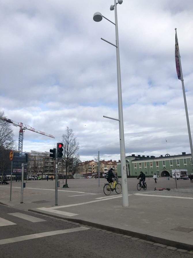 Ulice u Švedskoj
