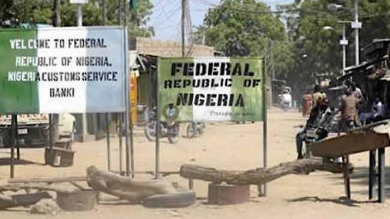 Image result for Nigeria's Land borders to remain closed - FG