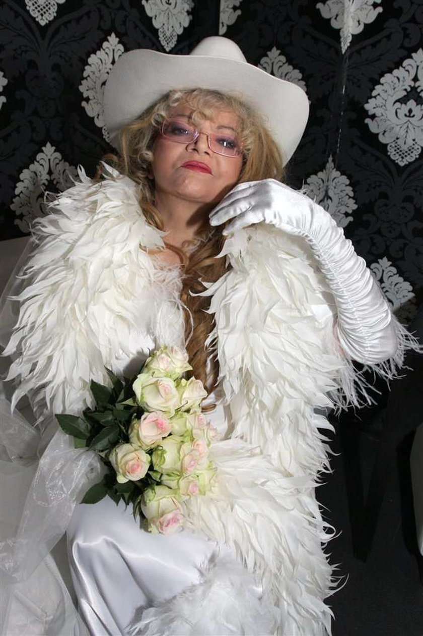 Violetta Villas zakopała skarb