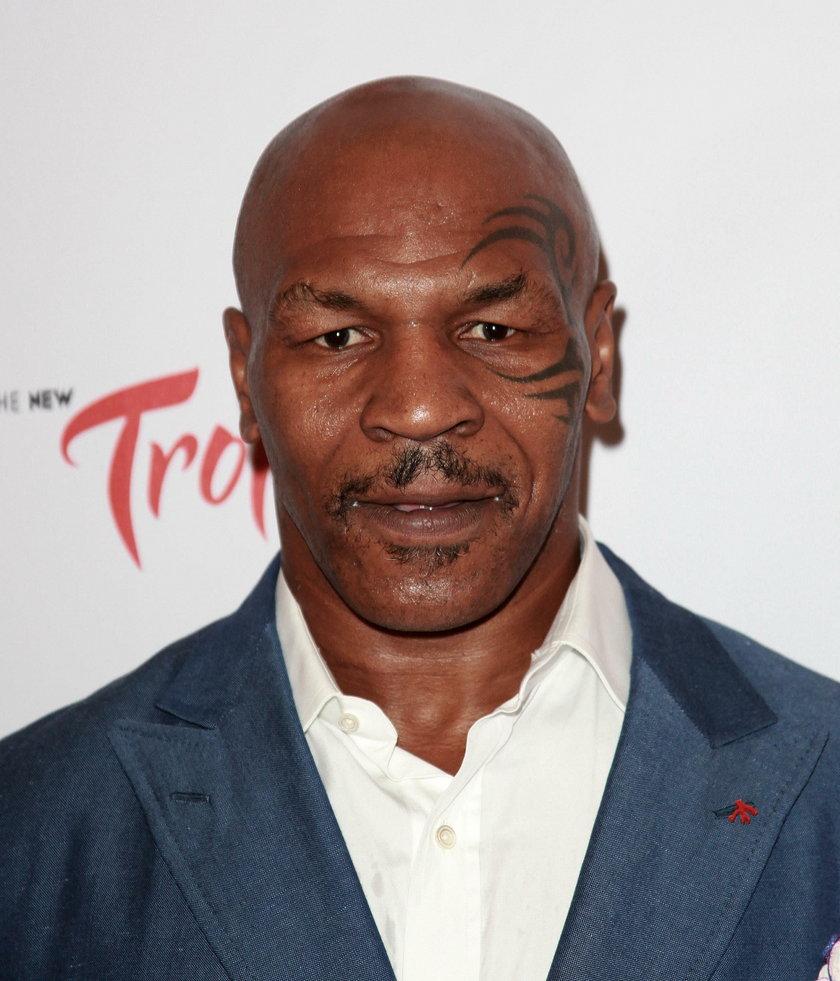 Mike Tyson zagra powstańca?