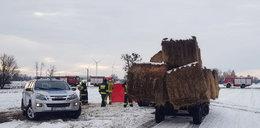 Tragiczny wypadek na polu. Ciągnik bez kierowcy zabił rolnika
