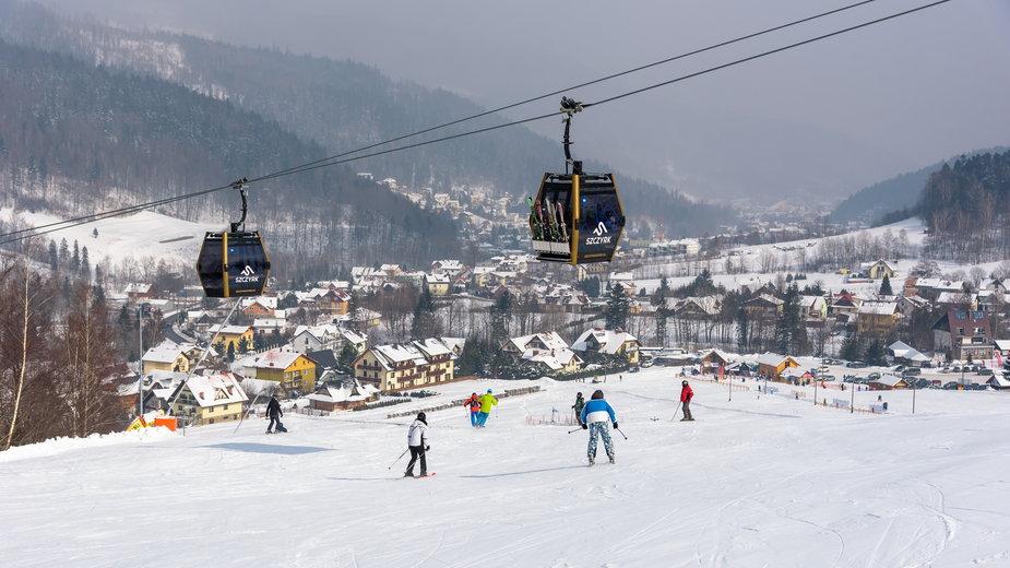 Właściciele stoków narciarskich w Wiśle planują się otworzyć 1 lutego