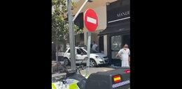 Groza w kurorcie turystycznym! Kierowca wjechał w tłum ludzi, jest wielu rannych