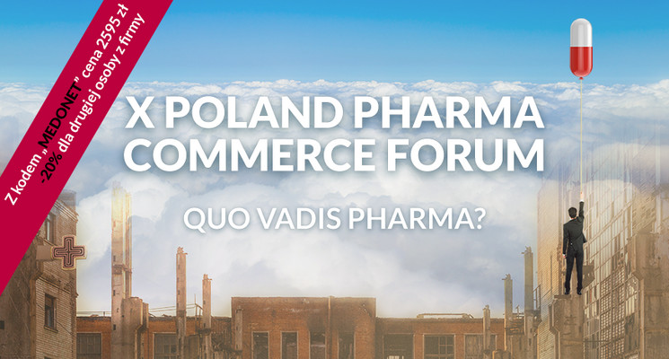X Poland Pharma Commerce Forum