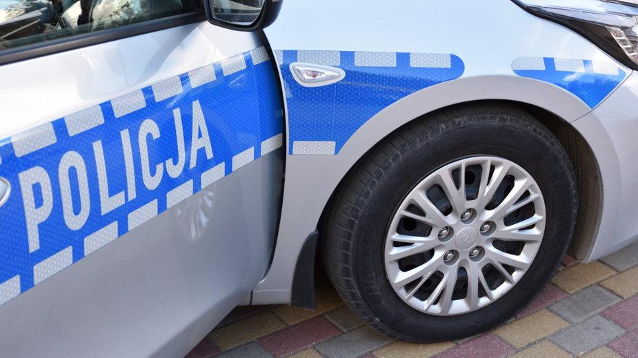 Policja sporządza rysopis napastnika