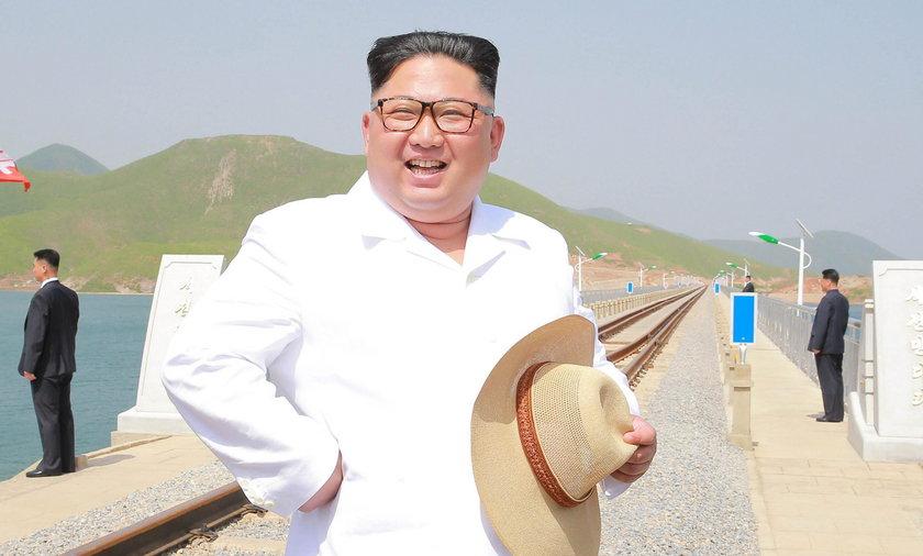 Przywódca koreańskiego reżimu