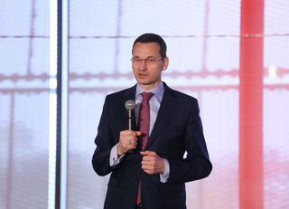 Morawiecki: Podniesiemy w tym roku kwotę wolną od podatku