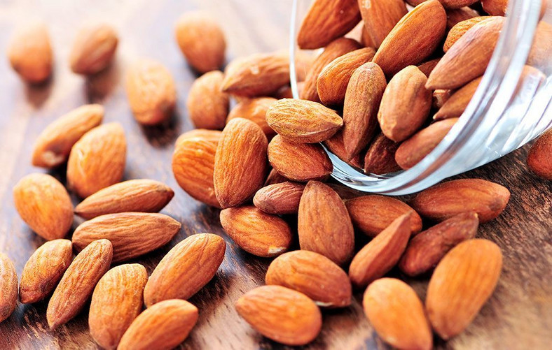 Almonds (Courtesy)