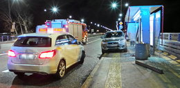 Dramatyczny wypadek na Moście Łazienkowskim. Zginęła kobieta