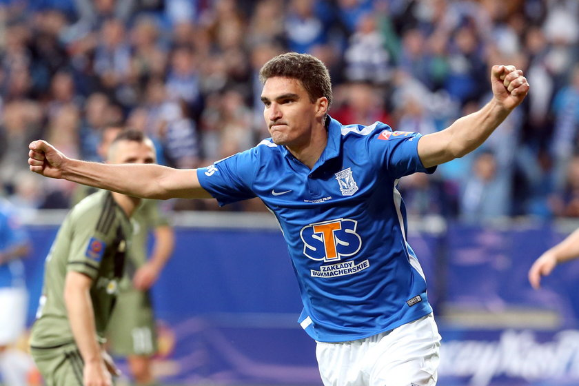Superpuchar: Lech - Legia 3:1. Kolejorz zdemolował Legię!