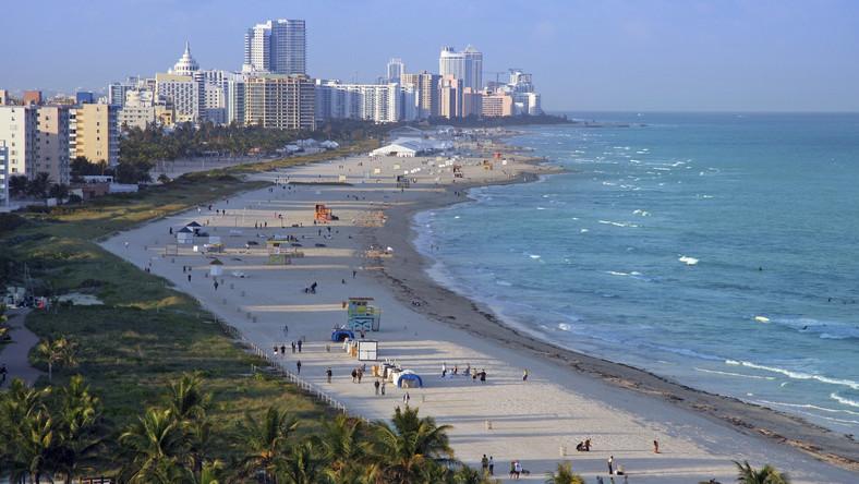 Data połączenia Miami