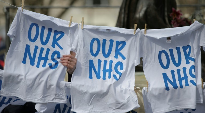 UK's Labour seizes on healthcare scandal ahead of election