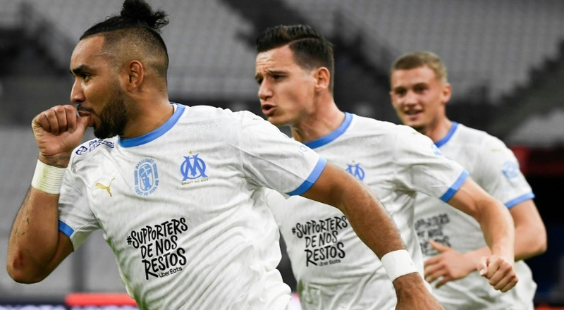Marseille bounce back from Champions League struggles