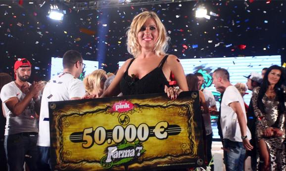 Jelena Golubović je čak dva puta pobedila