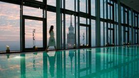 Najwyżej położony basen Europy jest w Warszawie; RiverView Wellness Centre