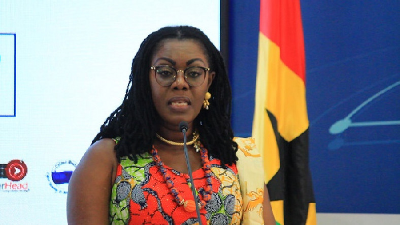 Image result for Ursula Owusu-Ekuful,