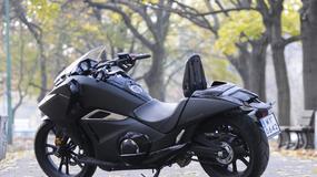 "Honda NM4 Vultus - ""Space-Cruiser"""